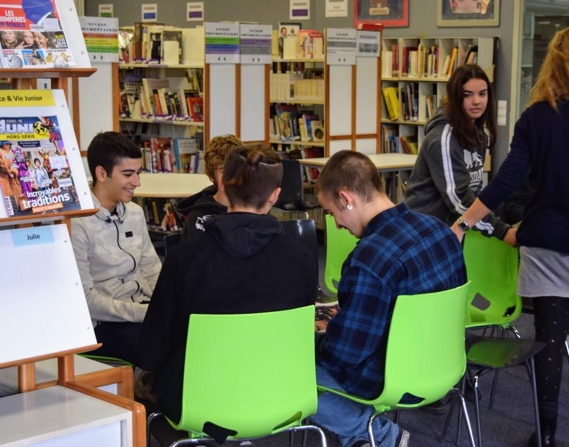 Journée de l'amitié franco-allemande : les élèves germanistes du LFHED rencontrent leurs partenaires de la Deutsche Schule Athen-4