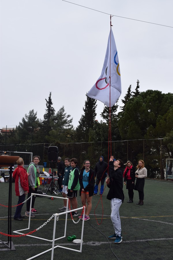 La 2ème session des Olympiades a réuni les 5e, 4e, B' et Γ'-37