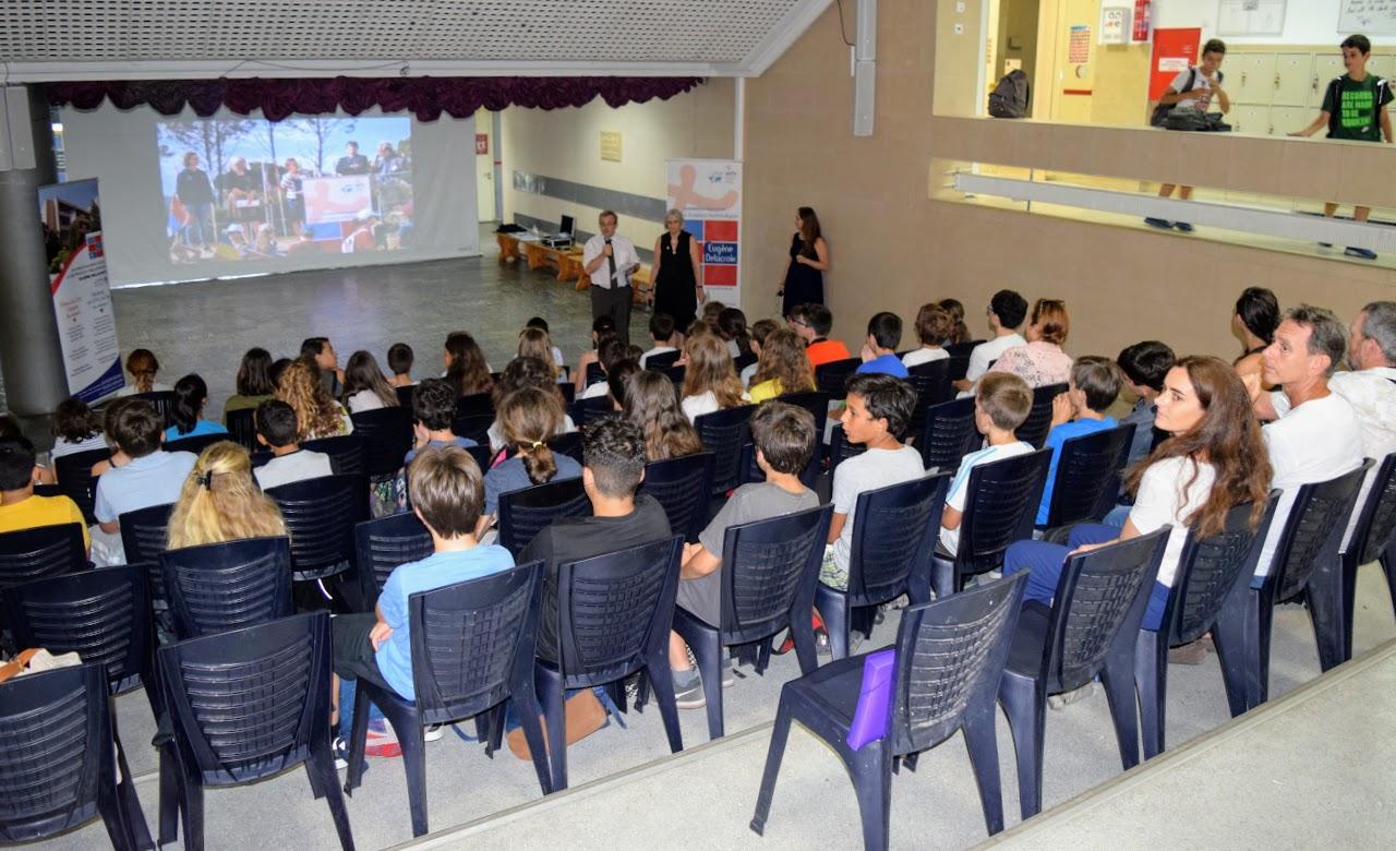 Le film ZEJO : retour en images sur l'événement sportif et culturel de la Zone Europe du Sud-Est-1