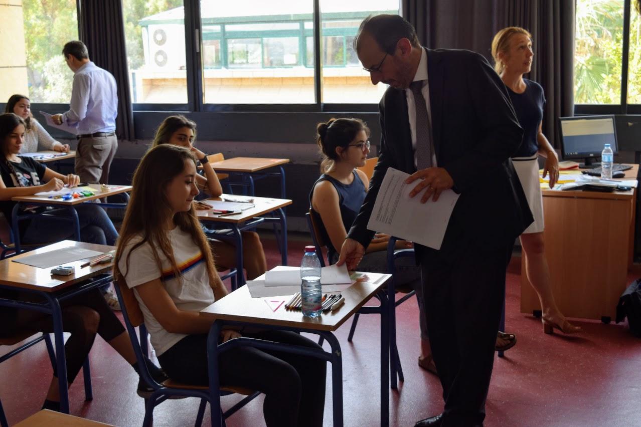 Dernier jour des épreuves du baccalauréat-2