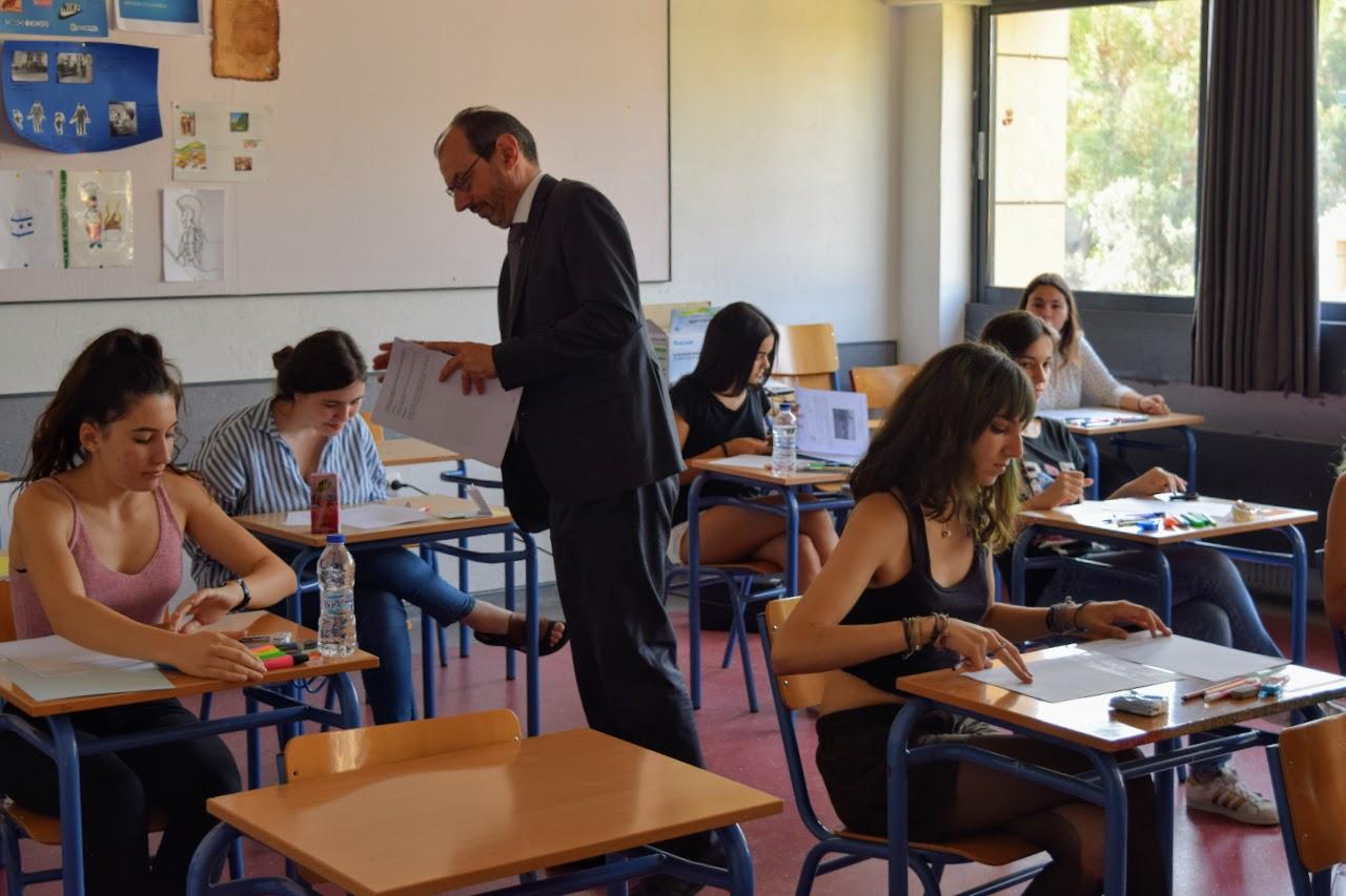 Dernier jour des épreuves du baccalauréat-3
