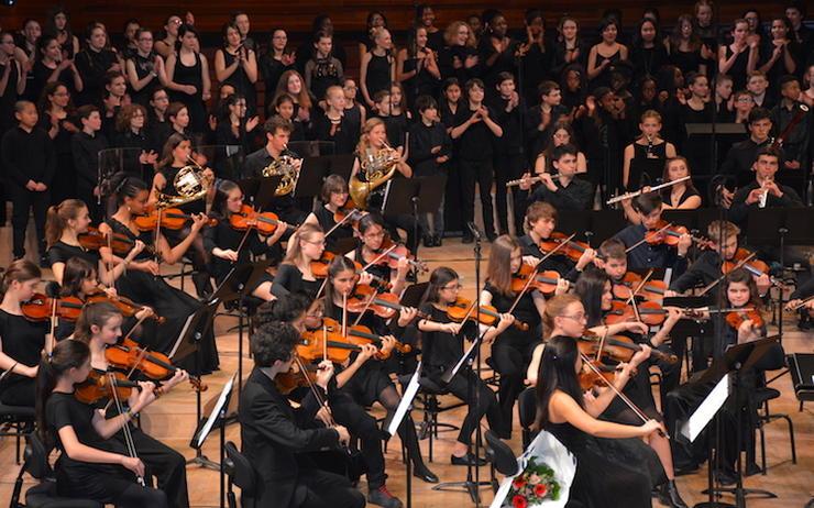 Toutes nos félicitations à nos élèves musiciens ayant participé à l'aventure de l'OLFM !