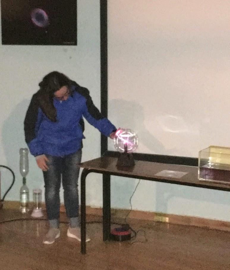 Οι μαθητές του club Μετεωρολογίας επισκέπτονται το Αστεροσκοπείο Πεντέλης-2