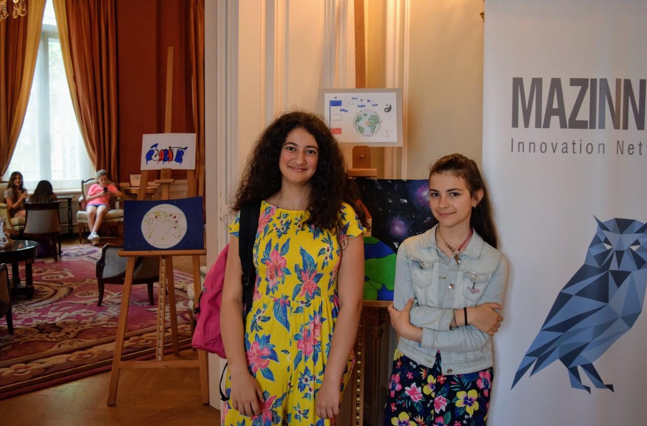 Nos élèves participent au concours de dessin lancé par l'Ambassade sur le thème de l'égalité-12