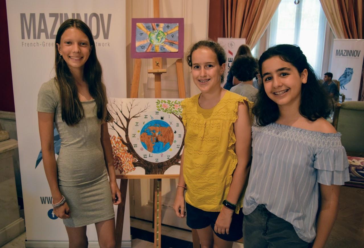 Nos élèves participent au concours de dessin lancé par l'Ambassade sur le thème de l'égalité-15