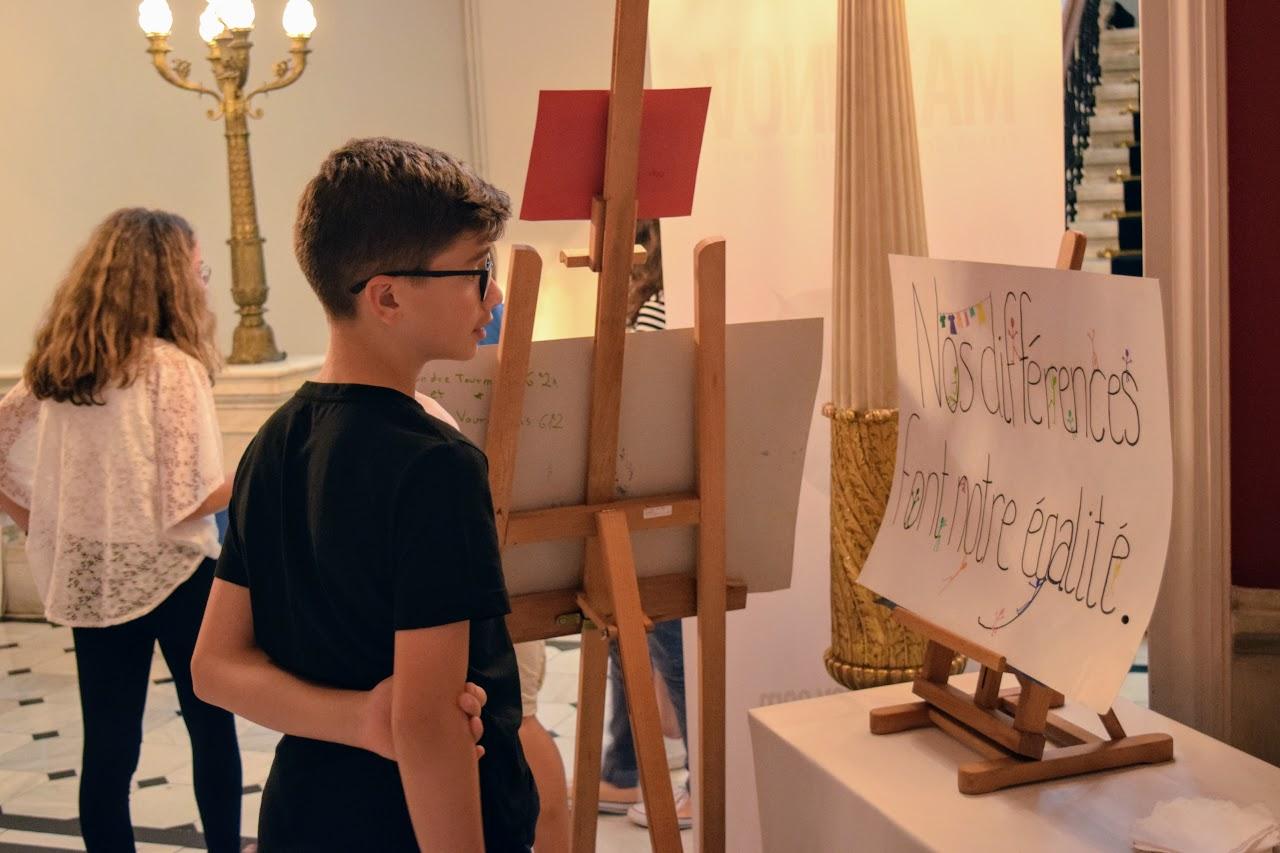 Nos élèves participent au concours de dessin lancé par l'Ambassade sur le thème de l'égalité-28