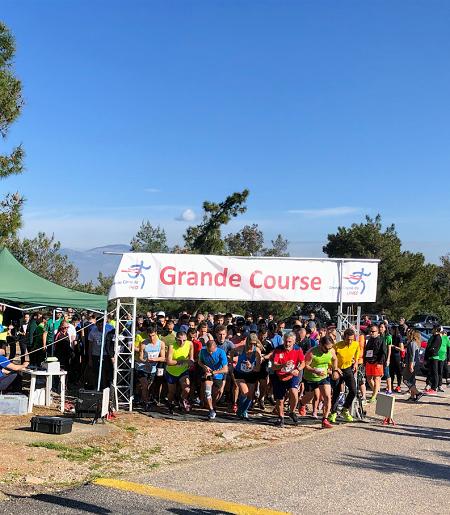 3η Grande Course του LFHED-9