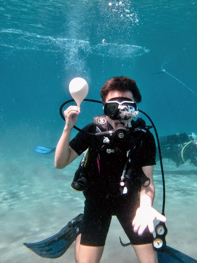 Une plongée sans pression pour les élèves de 2nde-0