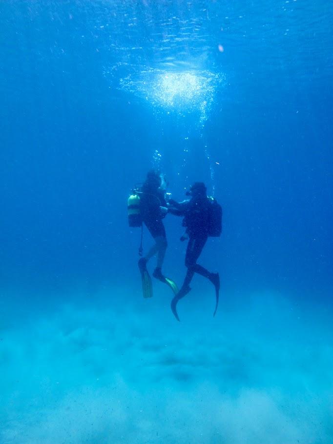Une plongée sans pression pour les élèves de 2nde-1