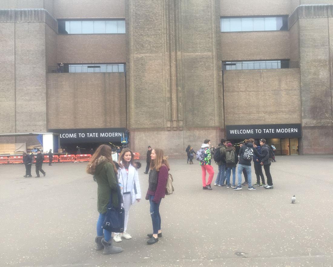 Voyage de la section OIB en Angleterre-5