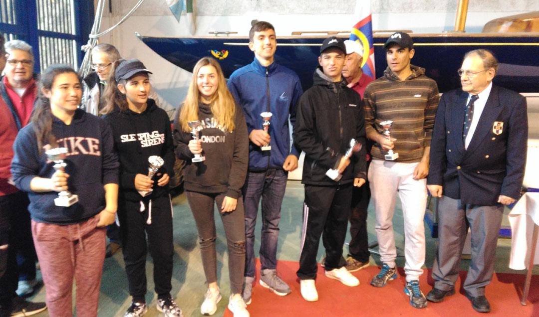Catherine Drakopoulou remporte la 3ème place au championnat régional de voile - Laser 4.7 Youth-2