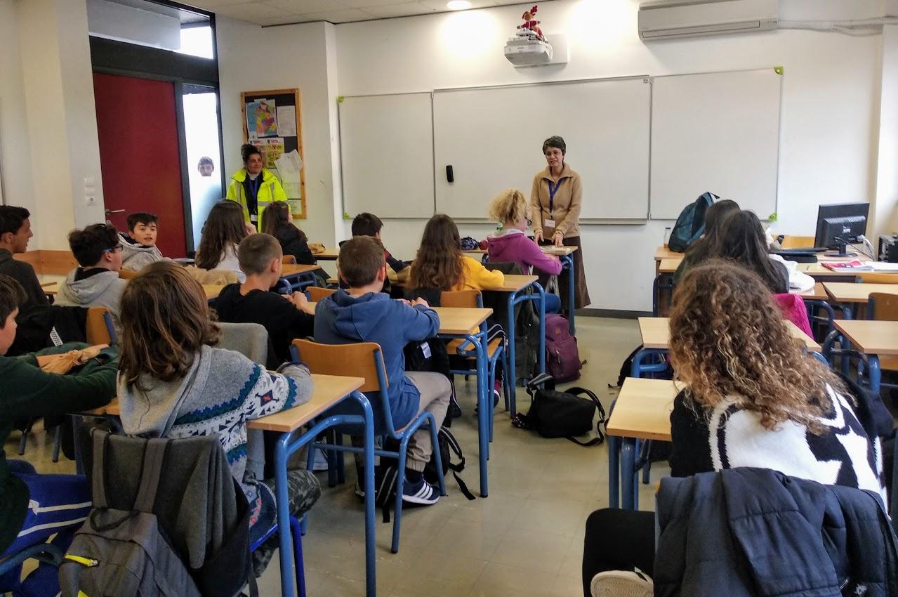 O Δήμος Αγίας Παρασκευής ευαισθητοποιεί του μαθητές μας στην ανακύκλωση-0