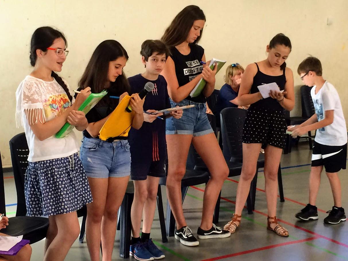Un concours d'orthographe au LFHED !-8