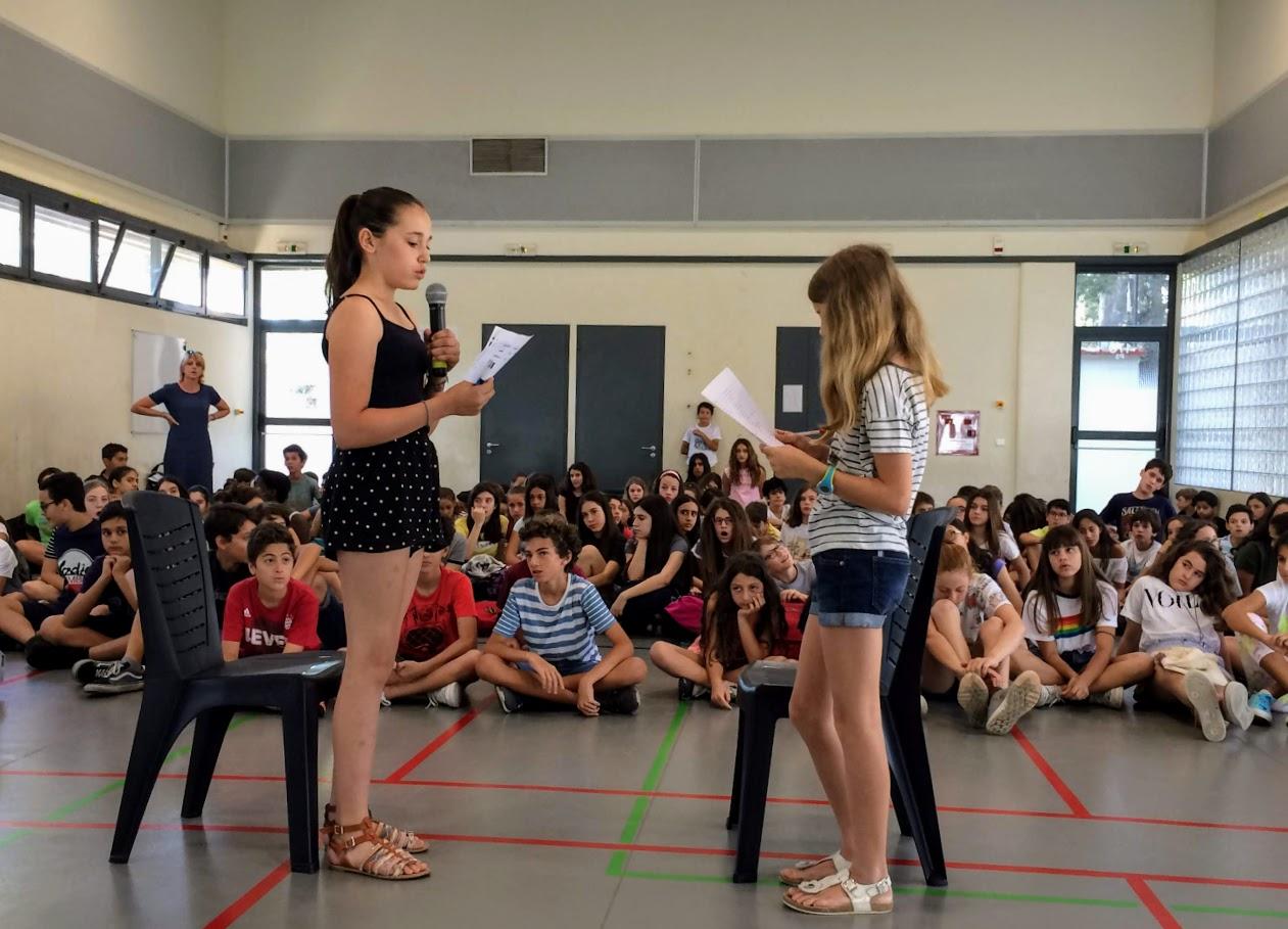 Un concours d'orthographe au LFHED !-10