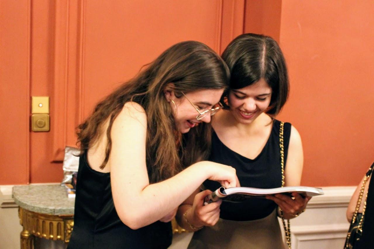 Οι τελειόφοιτοι μαθητές του Γαλλικού και του Ελληνικού τομέα, δέχθηκαν τα συγχαρητήρια από τον Πρέσβη της Γαλλίας-17