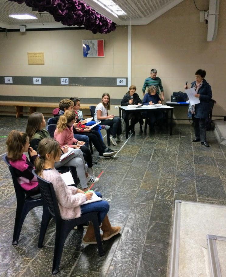 La 2nde édition du concours d'orthographe du LFHED-1