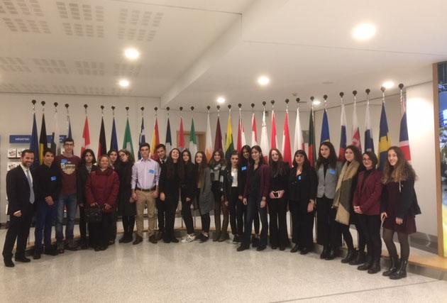 Ταξίδι μαθητών γαλλικού και ελληνικού τμήματος στις Βρυξέλλες-0