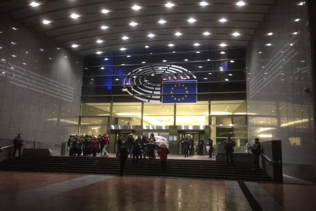 Ταξίδι μαθητών γαλλικού και ελληνικού τμήματος στις Βρυξέλλες-1