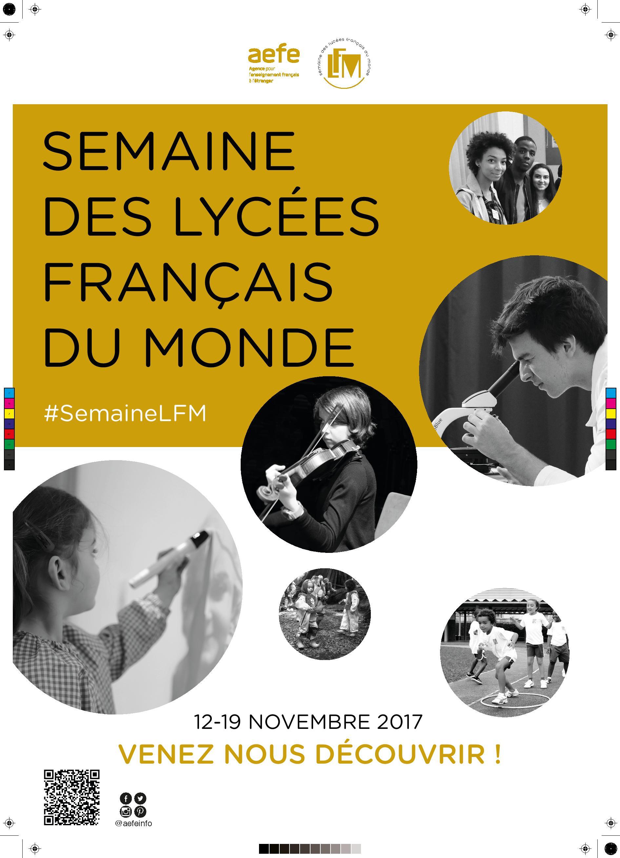 Le LFHED se prépare à la Semaine des lycées français du monde...