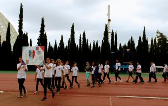 """Notre équipe des """"Hyènes et Lynx d'Athènes"""" participe au 1er Trophée FrancOvalie-1"""