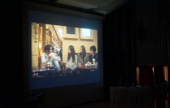 Nos élèves au colloque « En voyageant avec Kazantzakis »-12