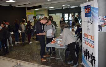 Forum des métiers au LFHED : la vidéo est en ligne !-8