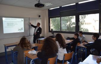 Forum des métiers au LFHED : la vidéo est en ligne !-38