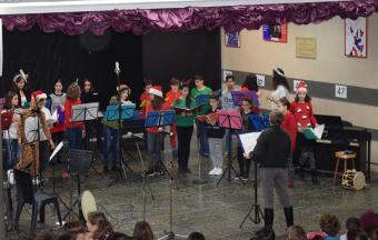 Le LFHED fête Noël-11