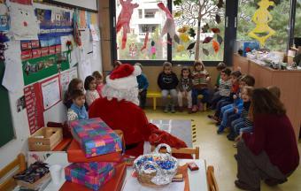 Le LFHED fête Noël-35