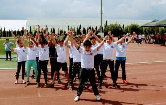 """Notre équipe des """"Hyènes et Lynx d'Athènes"""" participe au 1er Trophée FrancOvalie-6"""