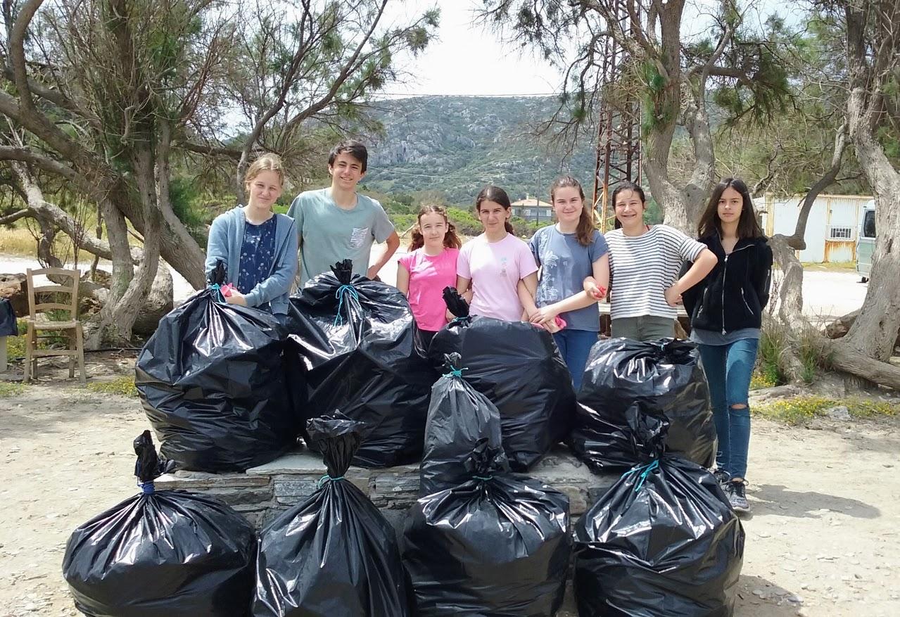 Le Club Ecolo appelle la communauté du LFHED à participer au #Trash Challenge !-0
