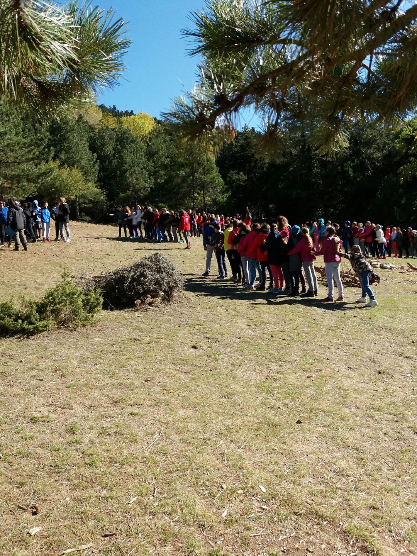 Ένα συναρπαστικό διήμερο στην Πάρνηθα για τους μαθητές της Α' Γυμνασίου-2