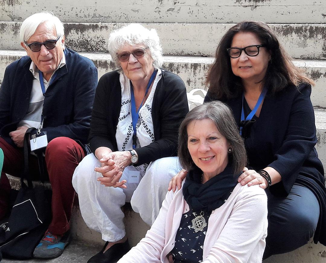 Visite de l'auteure Claire Nancy au LFHED-5