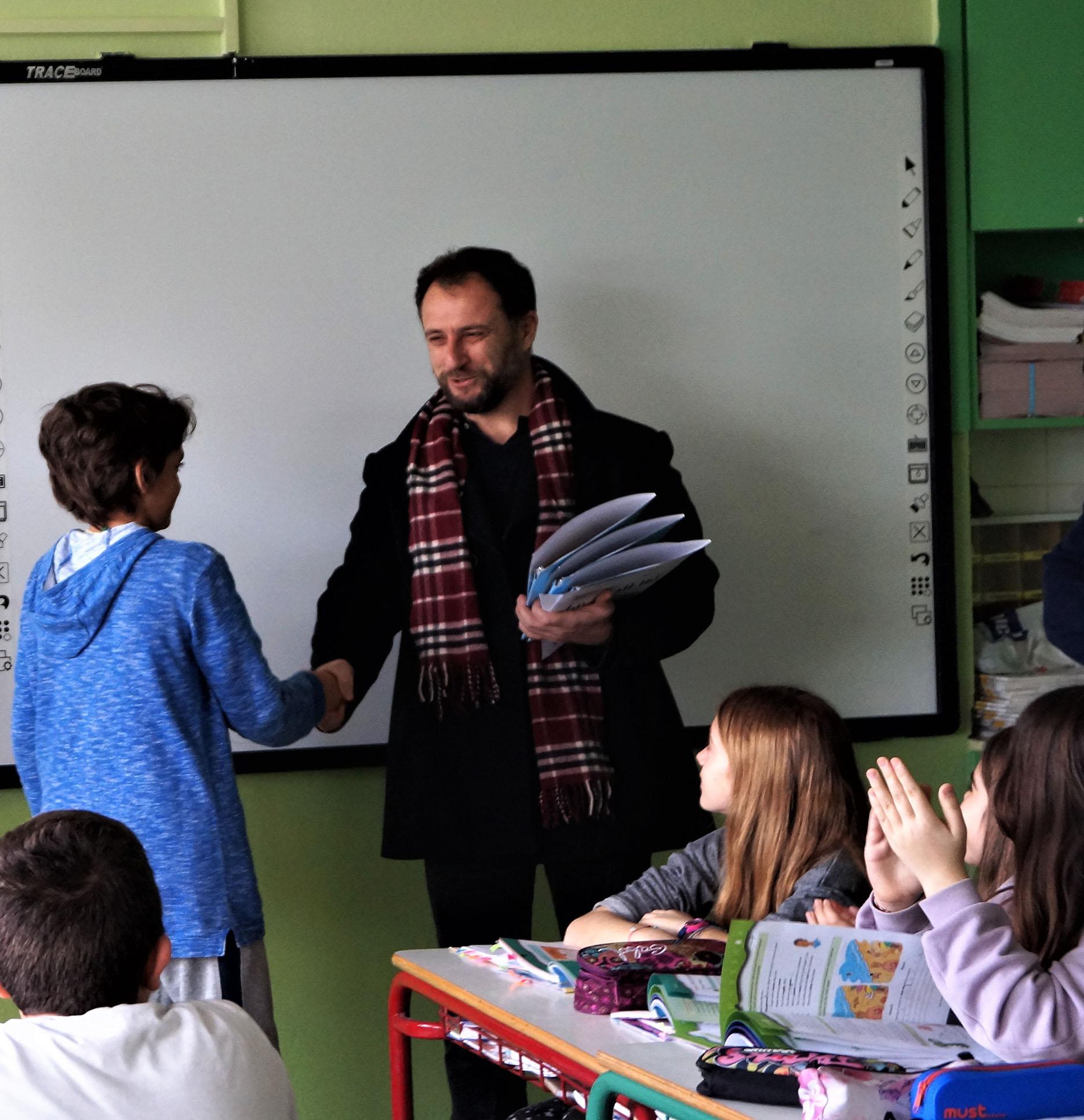 """2e concours de Pensée mathématique, de logique et des compétences d'Algorithmes """"Henri Poincaré"""", pour des élèves de E et ΣΤ Δημοτικού -2"""