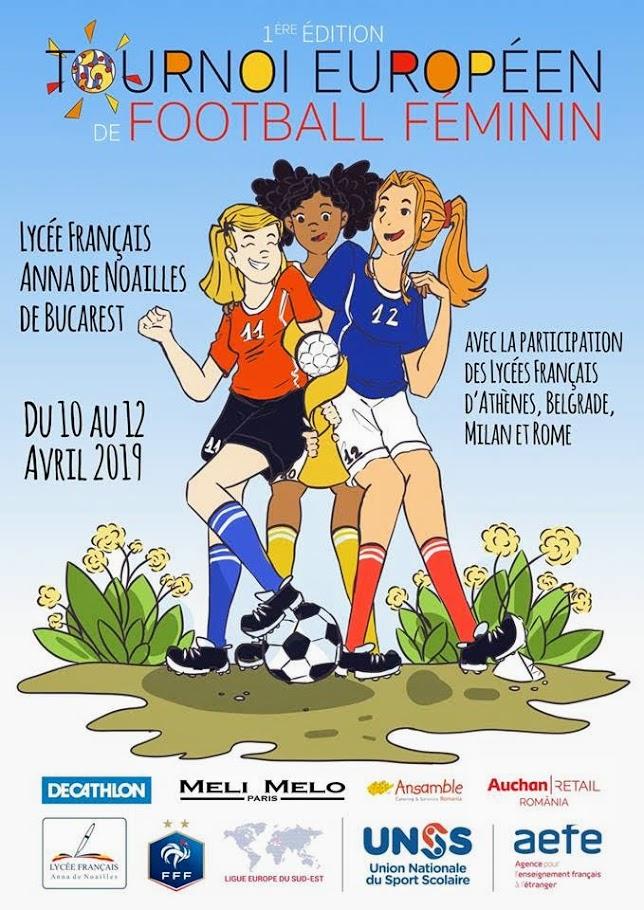 12 footballeuses du LFHED participent au tournoi européen de football féminin de la ZESE-0