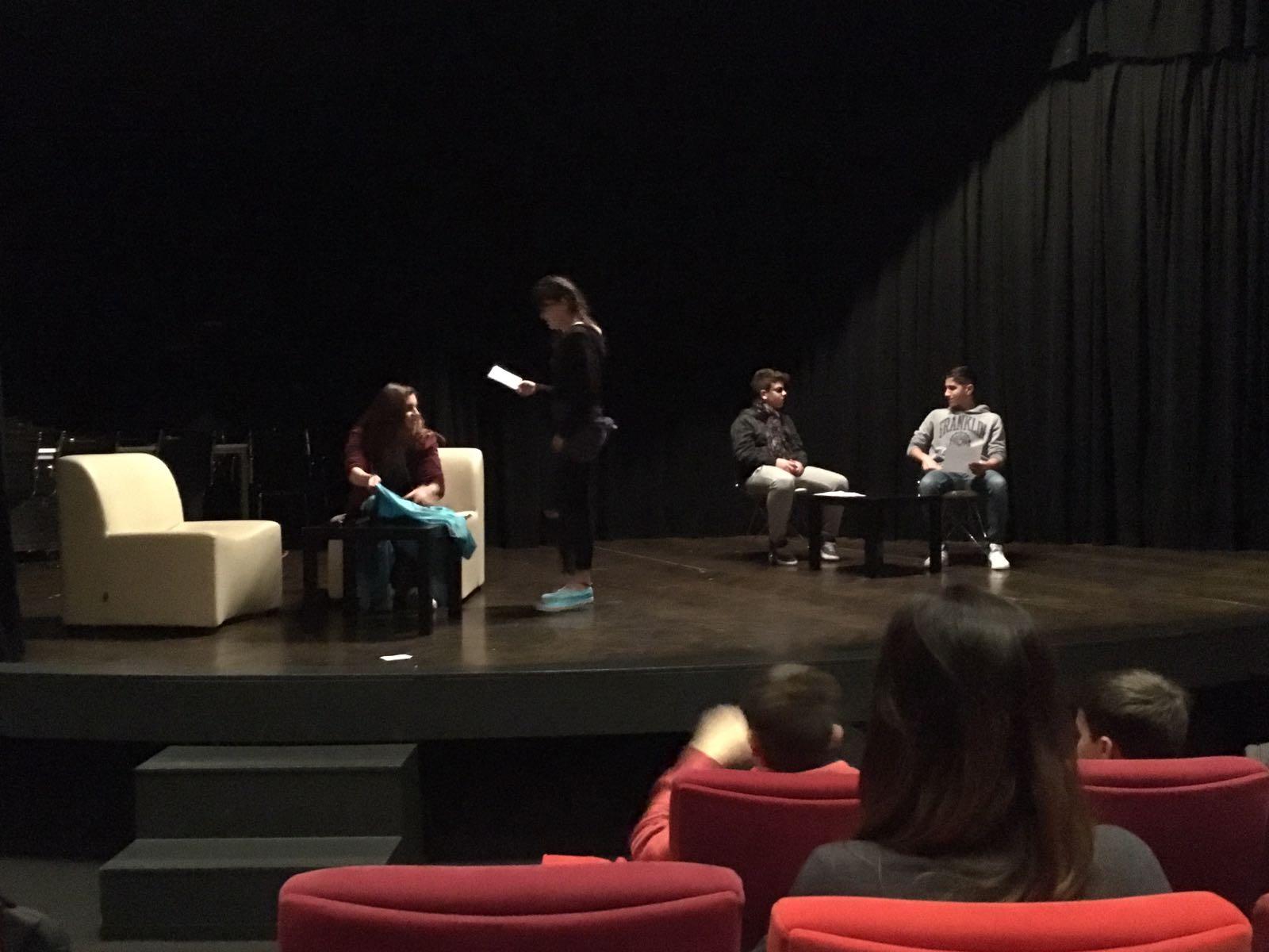 Atelier de théâtre-2