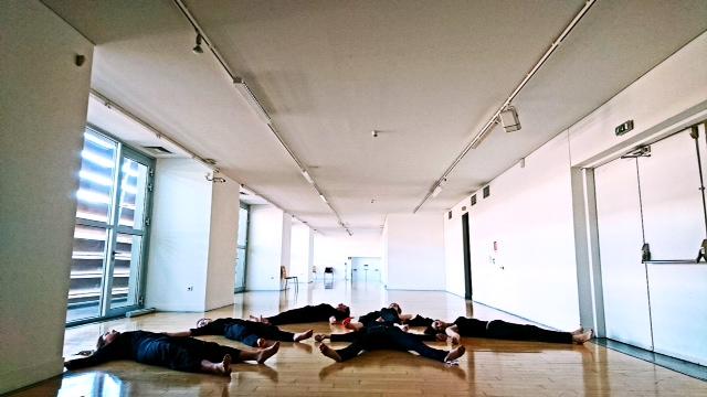Performance au musée Benaki-3