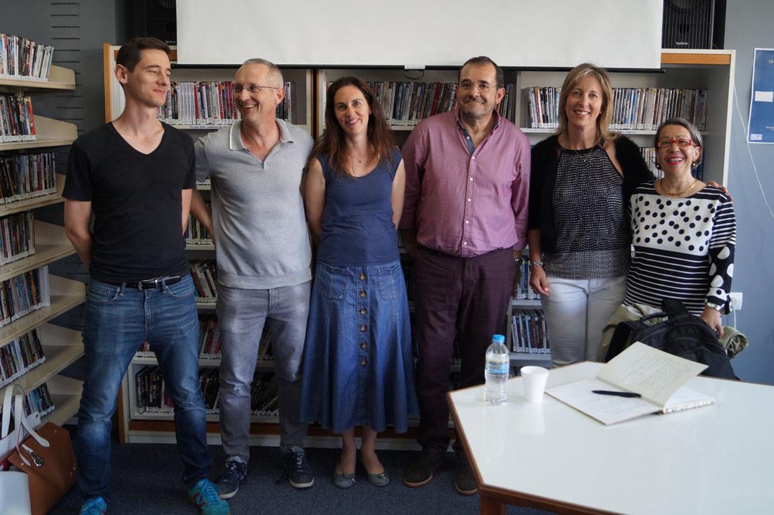 Δημοσιογράφοι και ρεπόρτερ στην Εβδομάδα Τύπου και ΜΜΕ του LFH-ED-8