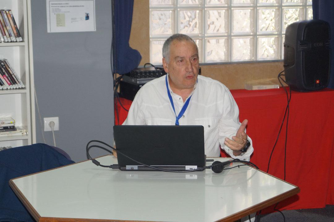 Παρoυσίαση του έργου του Paul Klee από τον ομότιμο καθηγητή πανεπιστημίου Claude Frontisi στο LFHED-1