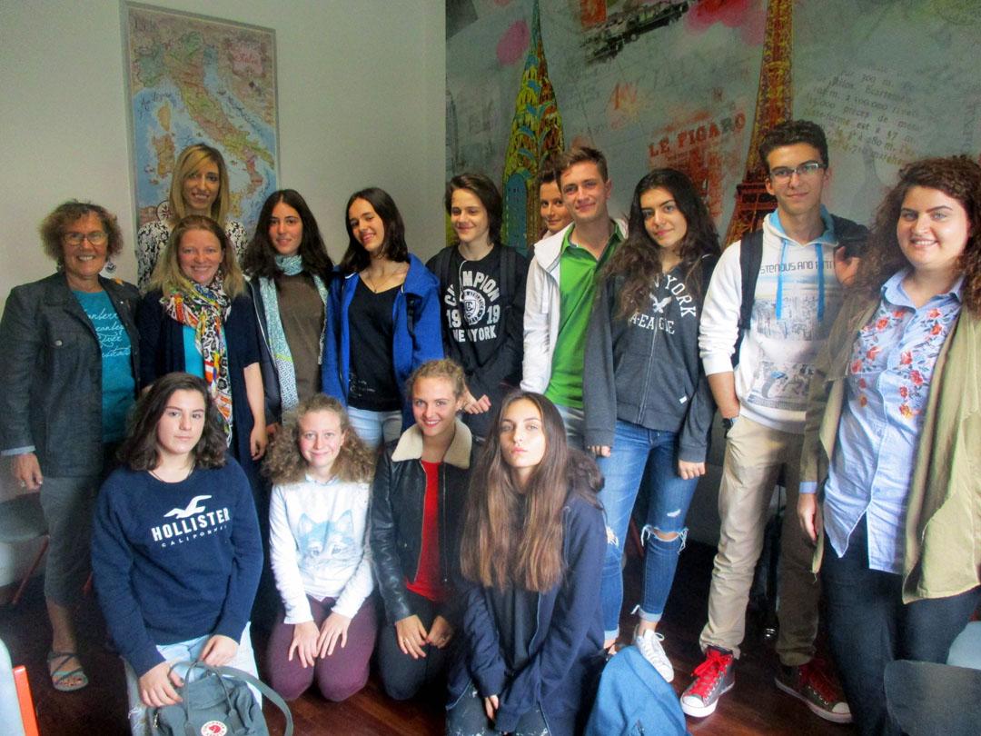 Voyage linguistique et culturel en Italie-2