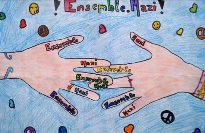 Κοινωνικό Παντοπωλείο - μία φιλανθρωπική δράση της Σχολής μας.