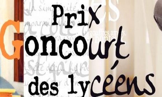 Avec la rentrée des classes, c'est aussi au Goncourt des Lycéens d'investir le LFHED !