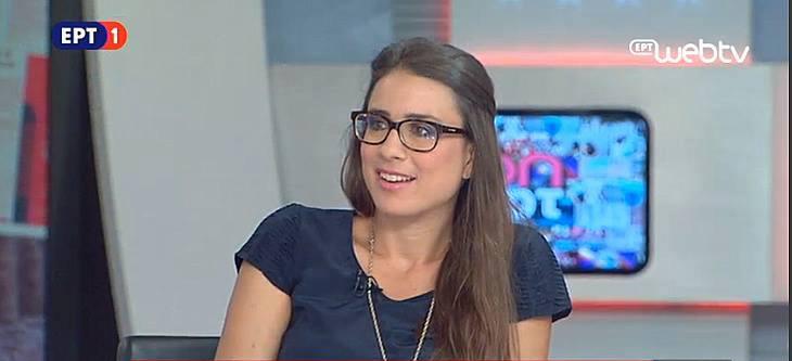 Nathalie Rendevski-Savaricas, Δημοσιογράφος