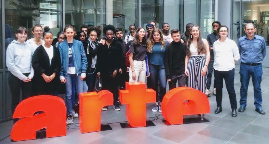 L'équipe vidéo du LFHED remporte le 3e prix au Concours Arte-Clemi-1