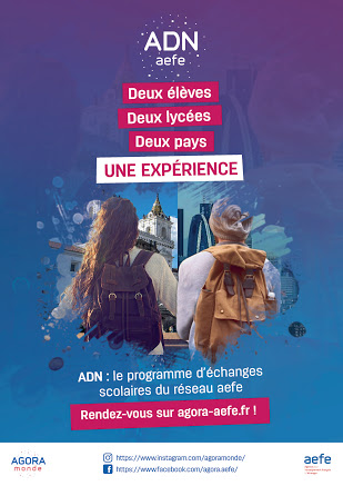 Programme ADN-AEFE : la campagne 2019/2020 est lancée !