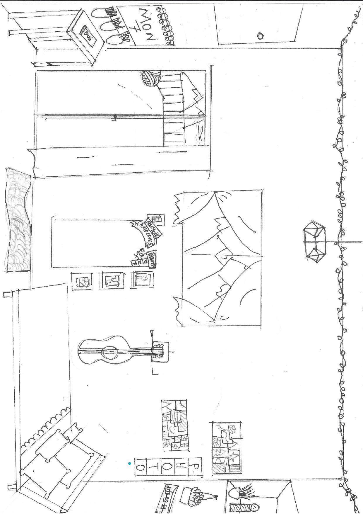 Οι μαθητές της Γ' Γυμνασίου εκφράζονται μέσω της τέχνης κατά τη περίοδο του εγκλεισμού-33