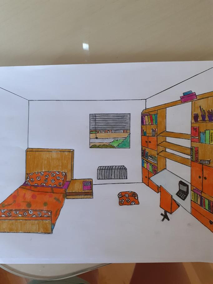 Οι μαθητές της Γ' Γυμνασίου εκφράζονται μέσω της τέχνης κατά τη περίοδο του εγκλεισμού-19