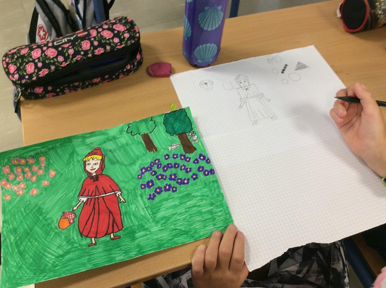Le mur des contes et des merveilles  -12
