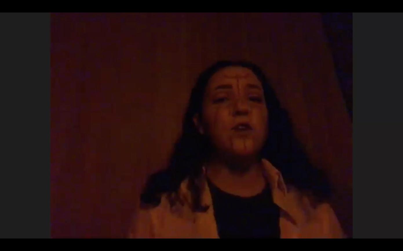 Macbeth « confiné » ou l'énergie de la folie qui envahit l'écran-12