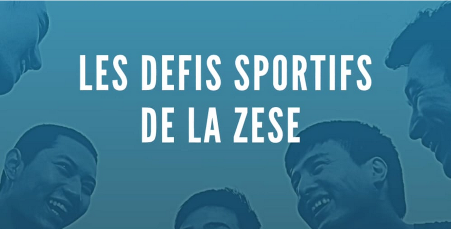 Les défis sportifs de la ZESE (défi 1)